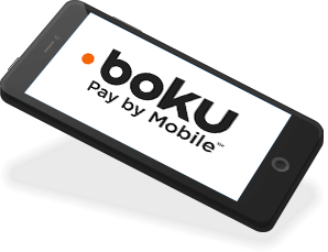 BOKU - UK pay by phone casino