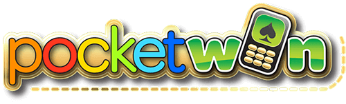 pay by phone casino pocketwin logo