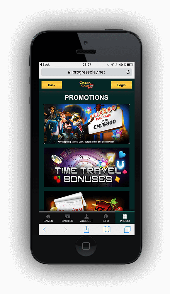 PAY BY PHINE CASINO IPHONE CONQUER CASINO