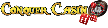 logo conquer casino pay by phone casino