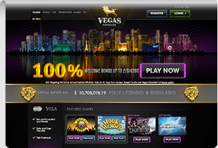 pay by phone casino vegas paradise