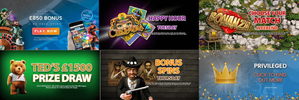 promotion gowin casino