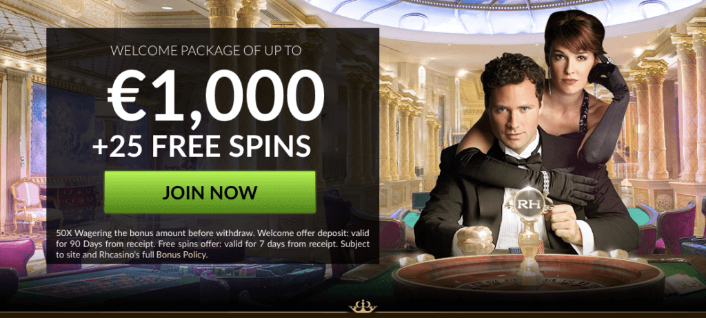 casino bonus royal house casino