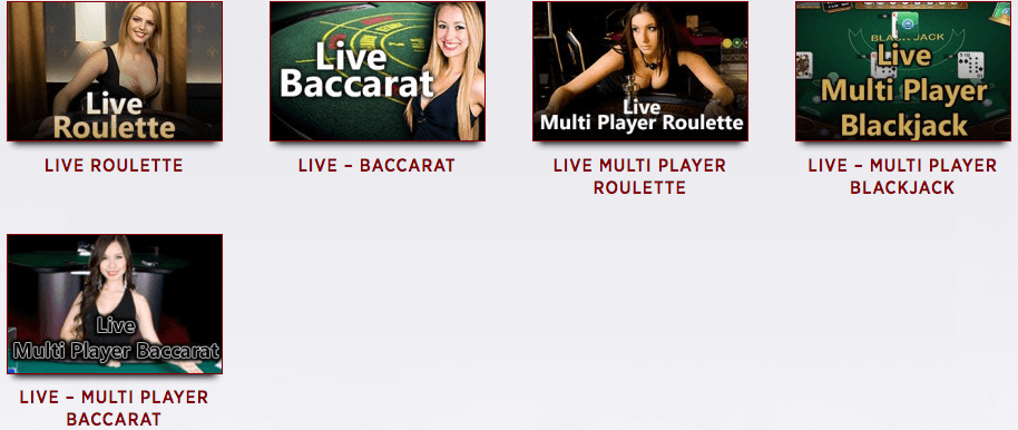 live casino lucks casino pay by phone