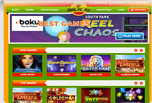 pay by phone casino boku slot fruity casino