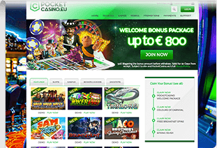 pay by phone casino pocket casino