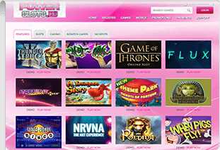 pay by phone casino power slots