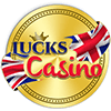 small logo lucks casino pay by phone