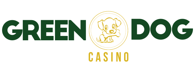 LOGO GREEN GOD CASINO