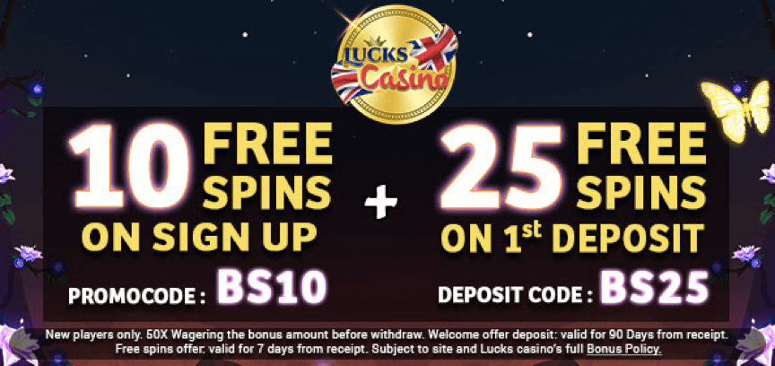 butterfly-staxx slot luck casino promotion
