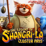The Legend of Shangri- La: Cluster Pays