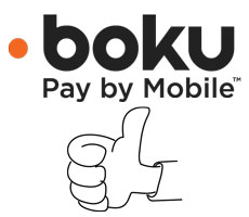 boku pay by phone casino
