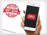 promotions siru mobile casino