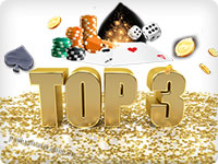 TOP 3 Casinos with newest January 2019 games