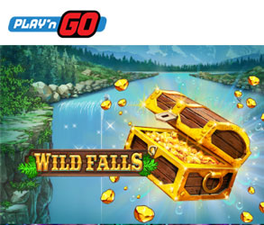Wild Falls The Newest PlayNGo Release